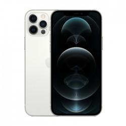 هاتف ابل ايفون 12 برو ماكس بسعة 128 جيجابايت وبتقنية 5 جي - فضي