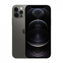 هاتف ابل ايفون 12 برو ماكس بسعة 512 جيجابايت وبتقنية 5 جي - رمادي