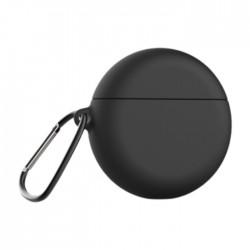 غطاء حماية سليكون لسماعات فري بادز 3 - أسود