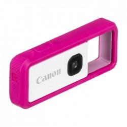 كاميرا كانون الرقمية ايفي REC - وردي