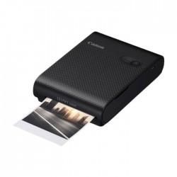 طابعة الصور المدمجة كانون سيلفي سكوير QX10 - أسود