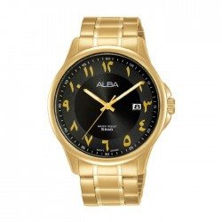 Alba 41mm Analog Gents with Arabic Index Metal Watch (AS9L68X1)
