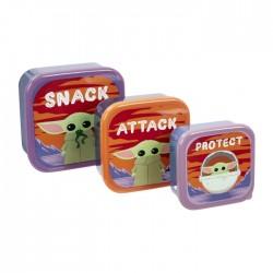 Funko Pop Mandalorian The Child Plastic Storage Set