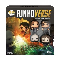 Funko Pop Funkoverse Harry Potter 100 BaseSet Board Game