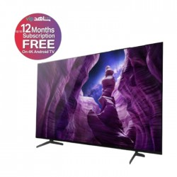 Sony 65-inch Android 4K HDR OLED TV (KD-65A8H) in Kuwait   Buy Online – Xcite