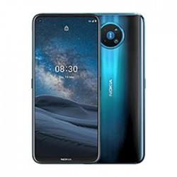 هاتف نوكيا 8.3 بسعة 128 جيجابايت وتقنية 5 جي - أزرق
