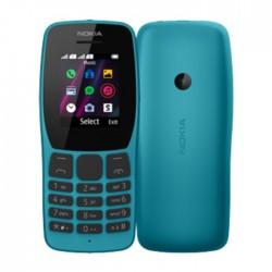 هاتف نوكيا 110 بسعة 4 ميجابكسل  - أزرق