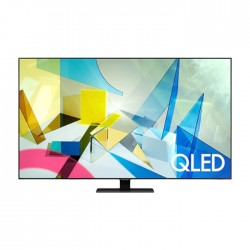 تلفزيون سامسونج Q80T الذكي كيو ال اي دي المسطح بحجم 75  بوصة (QA75Q80TA)