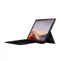 Microsoft Surface Pro 7 Core i7 16GB RAM 256GB SSD 12.3-inch Convertible Laptop - Black