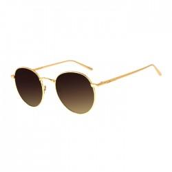 نظارة تشيلي بينز مستديرة -  ذهبي - OCMT2590