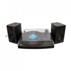 GPO Piccadilly Turntable with 2 Bluetooth Speakers kuwait