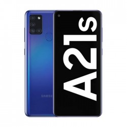 Samsung Galaxy A21s - 64GB - 48MP - Blue