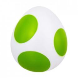 إضاءة علي شكل البيضة ميني يوشي من شخصيات سوبر ماريو بروز من بلادون