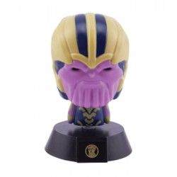Paladone Thanos from Avengers Icon Light  Price in Kuwait | Buy Online – Xcite
