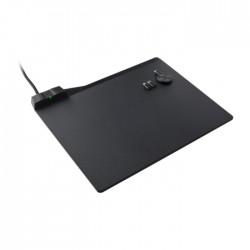 Corsair Corsair MM1000 Qi Wireless Charging Mouse Pad  in Kuwait | Buy Online – Xcite