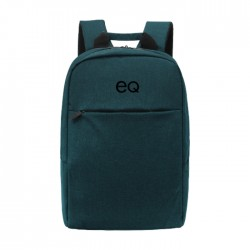 EQ Backpack for 15.6-inch Laptops - Teal Price in Kuwait | Buy Online – Xcite