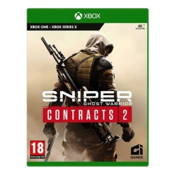 Sniper Ghost Warrior Contracts 2 Xbox X in Kuwait   Buy Online – Xcite