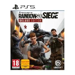 Tom Clancy's Rainbow Six Siege Deluxe Edition PS5 in Kuwait | Buy Online – Xcite
