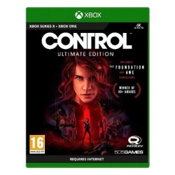Control Ultimate Edition Xbox Series X Game in Kuwait | Buy Online – Xcite