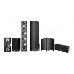 Polk Audio RTIA9/A6/A3/DSWPRO660 Speaker System Package