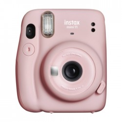 Fujifilm Instax Mini 11 with Accessories Bundle - Pink
