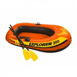 Intex Explorer 200 Boat Set in Kuwait | Xcite Alghanim