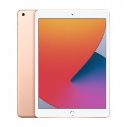 Apple iPad 8 128GB 10.2-inch 4G Tablet - Gold