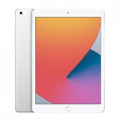 Apple iPad 8 128GB 10.2-inch 4G Tablet - Silver