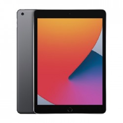 Apple iPad 8 128GB 10.2-inch 4G Tablet - Space Grey
