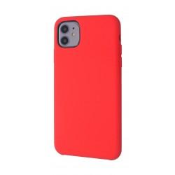 EQ iPhone 11 Liquid Silicone Back Case - Red