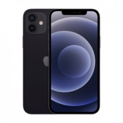 Apple iPhone 12 Mini 256GB 5G Phone - Black