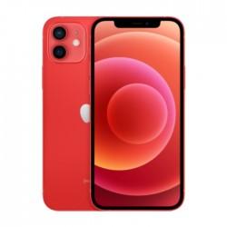 هاتف آبل آيفون 12 ميني بسعة 256 جيجابايت - 5جي - أحمر