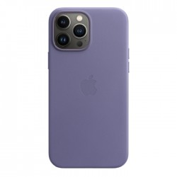 Apple iPhone 13 Pro Max MagSafe Leather Case -purple Wisteria buy in xcite kuwait
