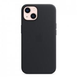 Apple iPhone 13 Mini MagSafe Leather Case - Midnight