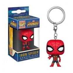 Funko POP! Keychain: Marvel: Infinity War - Iron Spider