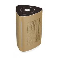Promate Cyclone Wireless Bluetooth Speaker - Gold