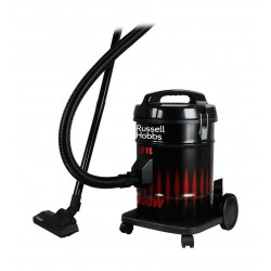 Russell Hobbs 2X 21L 2200Watts Heavy Duty Vacuum Cleaner - Black/Red