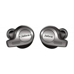 سماعة جابرا إليت 65T اللاسلكية داخل الأذن - أسود