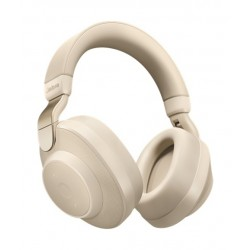 Jabra Elite 85h Wireless Noise-Cancelling Headphones - Gold Beige