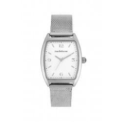 ساعة جين بليكور بعرض تناظري المعدنية بحجم 32 ملم  (JB1083) - فضي