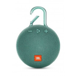 JBL Clip 3 Wireless Portable Bluetooth Speaker - Teal