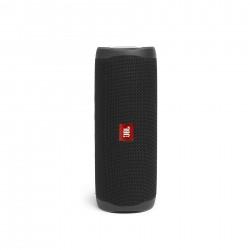 مكبرات الصوت جي بي إل فليب 5 المحمولة والمضادة للماء بتقنية البلوتوث – أسود