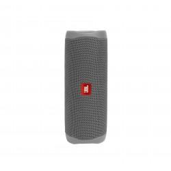مكبرات الصوت جي بي إل فليب 5 المحمولة والمضادة للماء بتقنية البلوتوث – رمادي