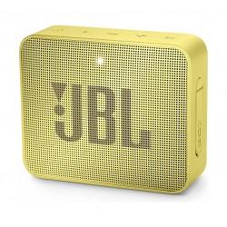 JBL GO 2 Portable Bluetooth Speaker - Yellow