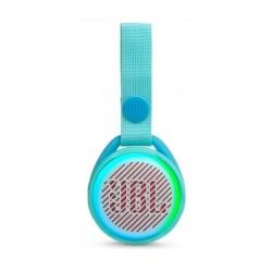 JBL JR POP Kids Portable Bluetooth Speaker - Neon Blue