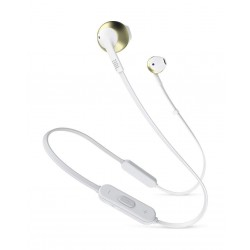 JBL Tune205 Wireless Bluetooth Earphone - Champagne Gold
