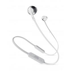 JBL Tune205 Wireless Bluetooth Earphone - Silver