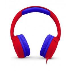 سماعة الرأس للأطفال من جاي بي إل - أحمر (JBLJR300)