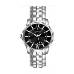 ساعة جوفيال 5108-LSMQ-03  النسائية - سوار معدني