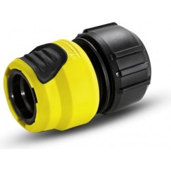 Karcher Universal Hose Coupling Plus With Aqua Stop